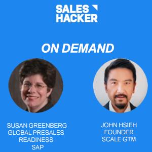 sales hacker webinar on demand
